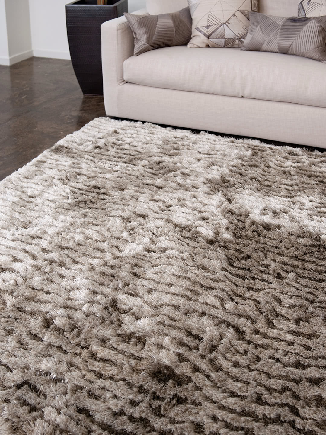 Highway-Beige wool rugs Perth