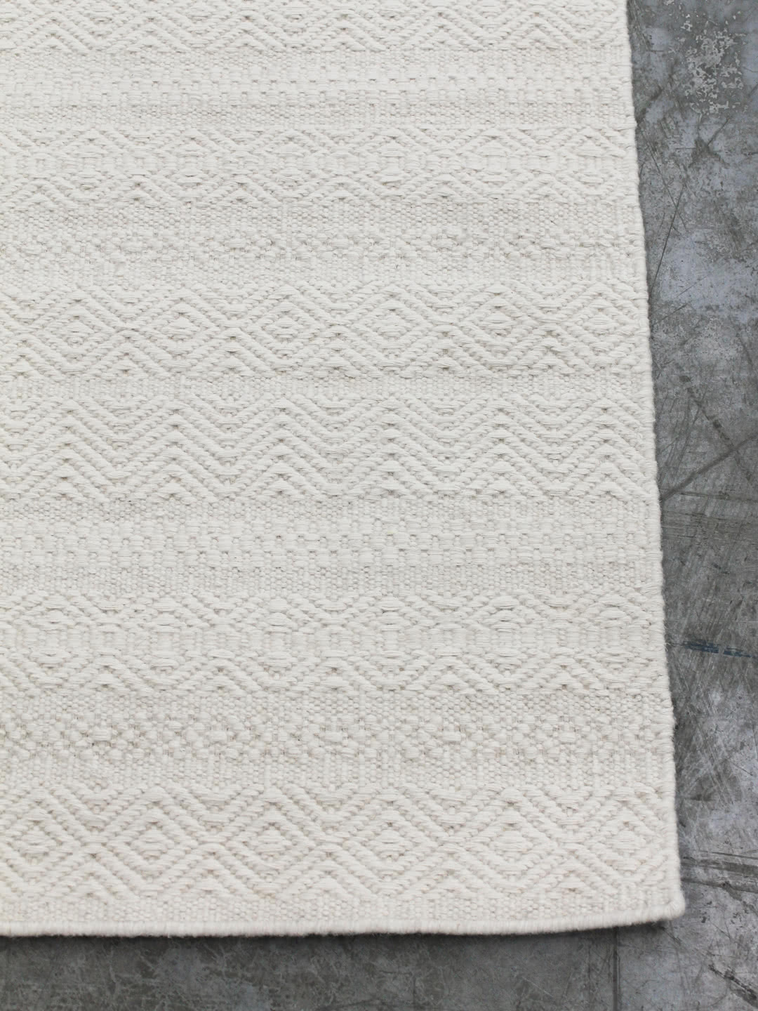 Ivory pure wool rugs Perth