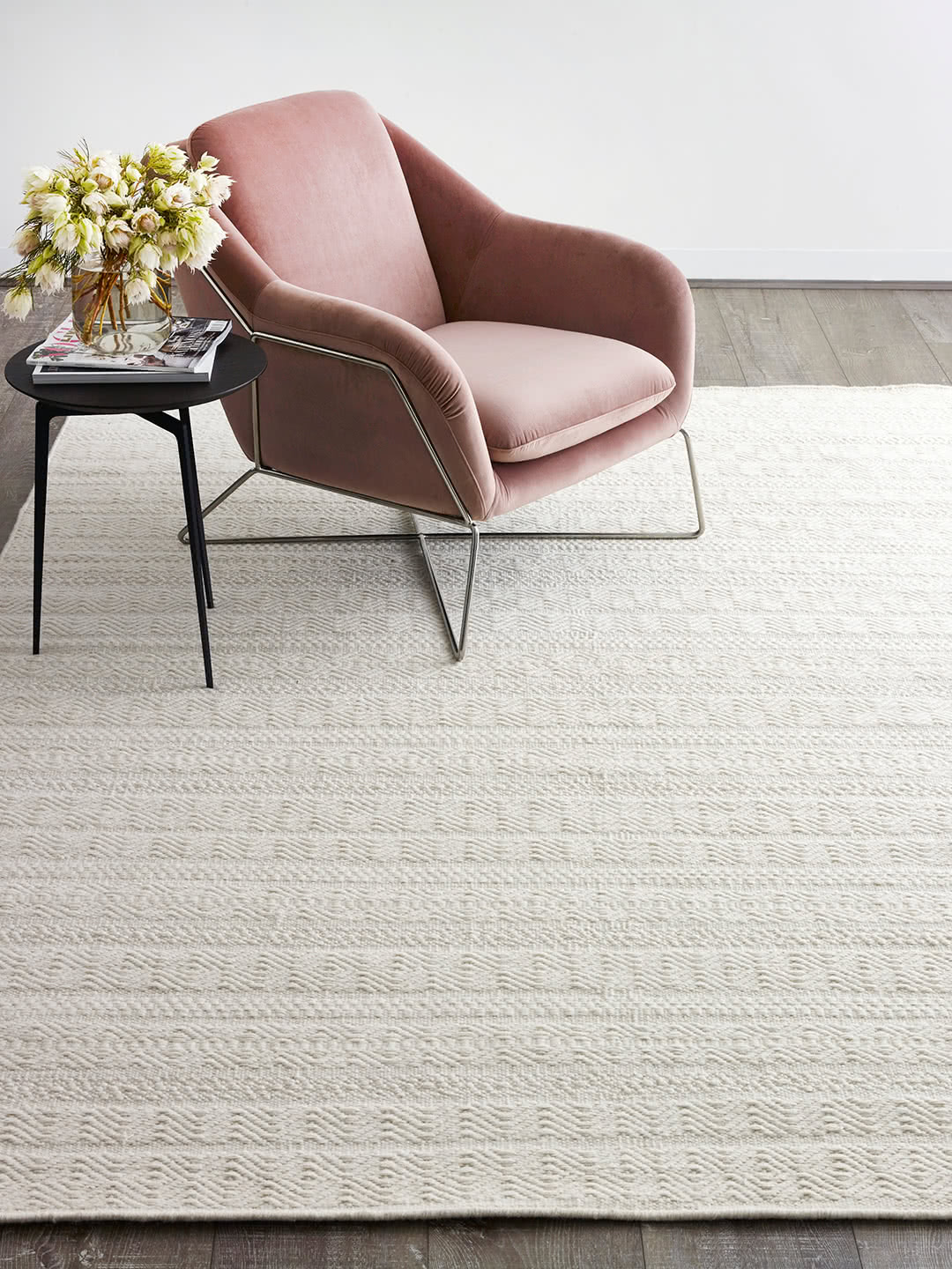 Silhoutte 1 pure wool rugs Perth