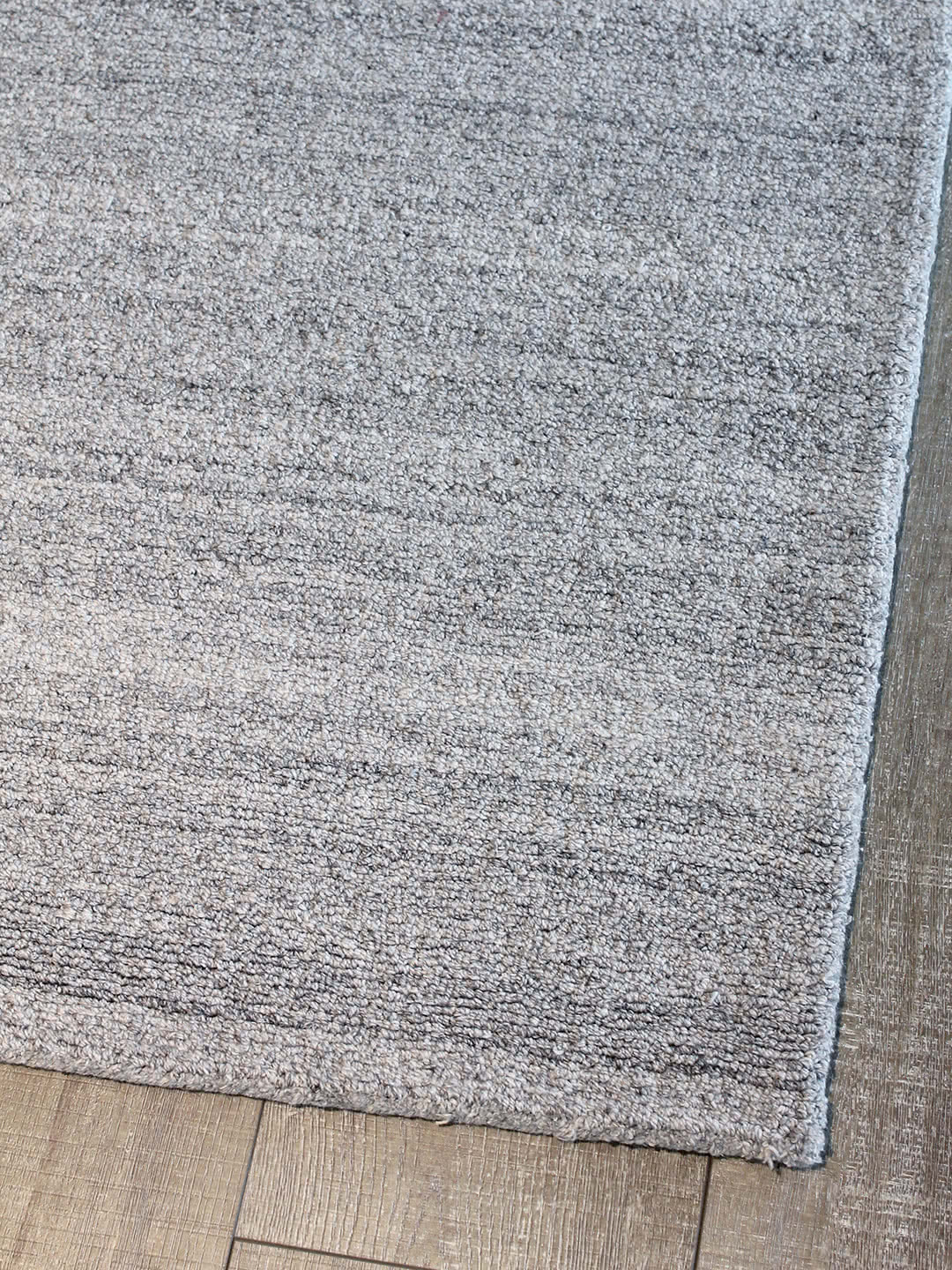 Silver wool and art silk rugs Perth
