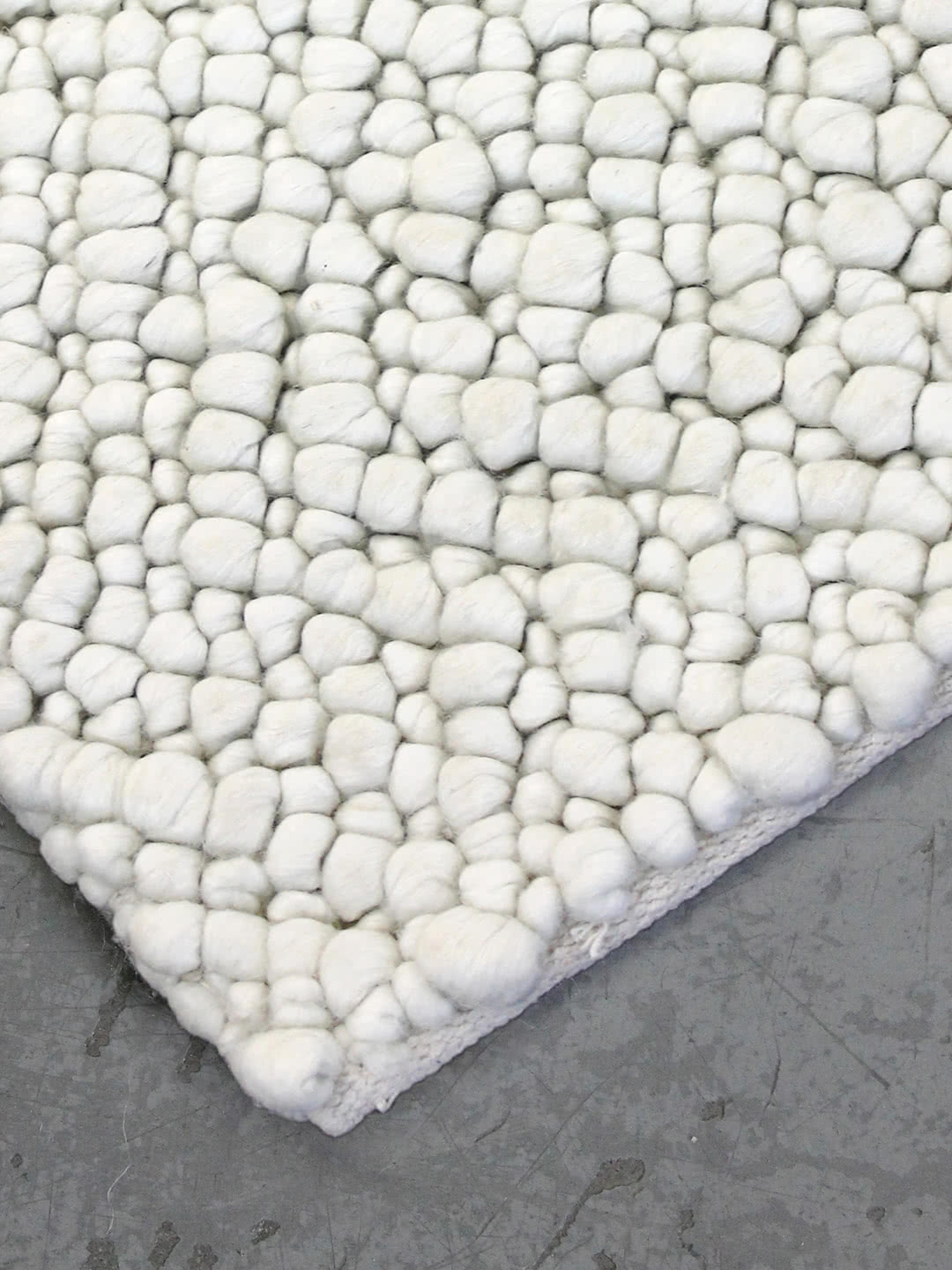 Vanilla wool rugs Perth