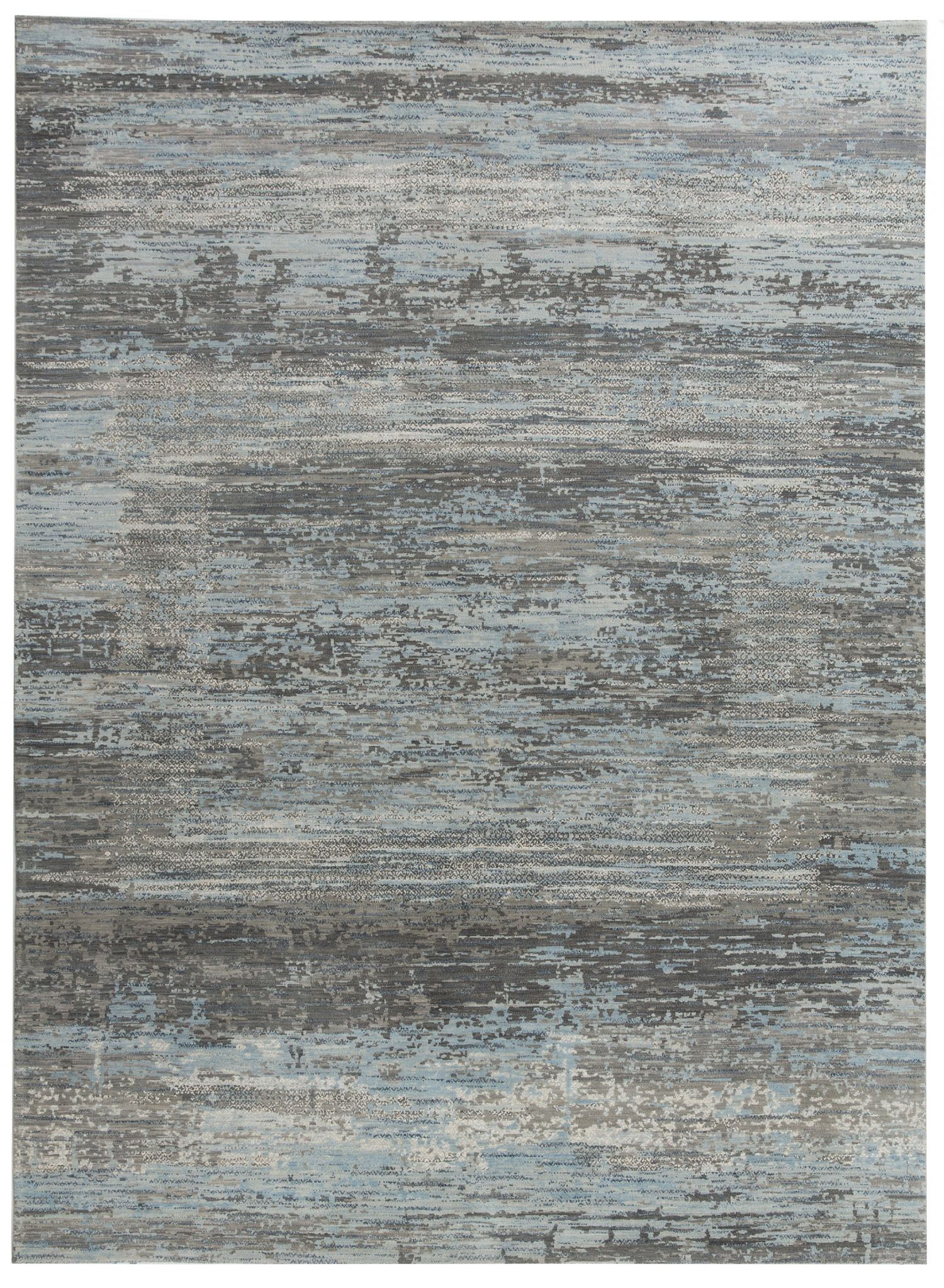 Julius Grey wool rugs