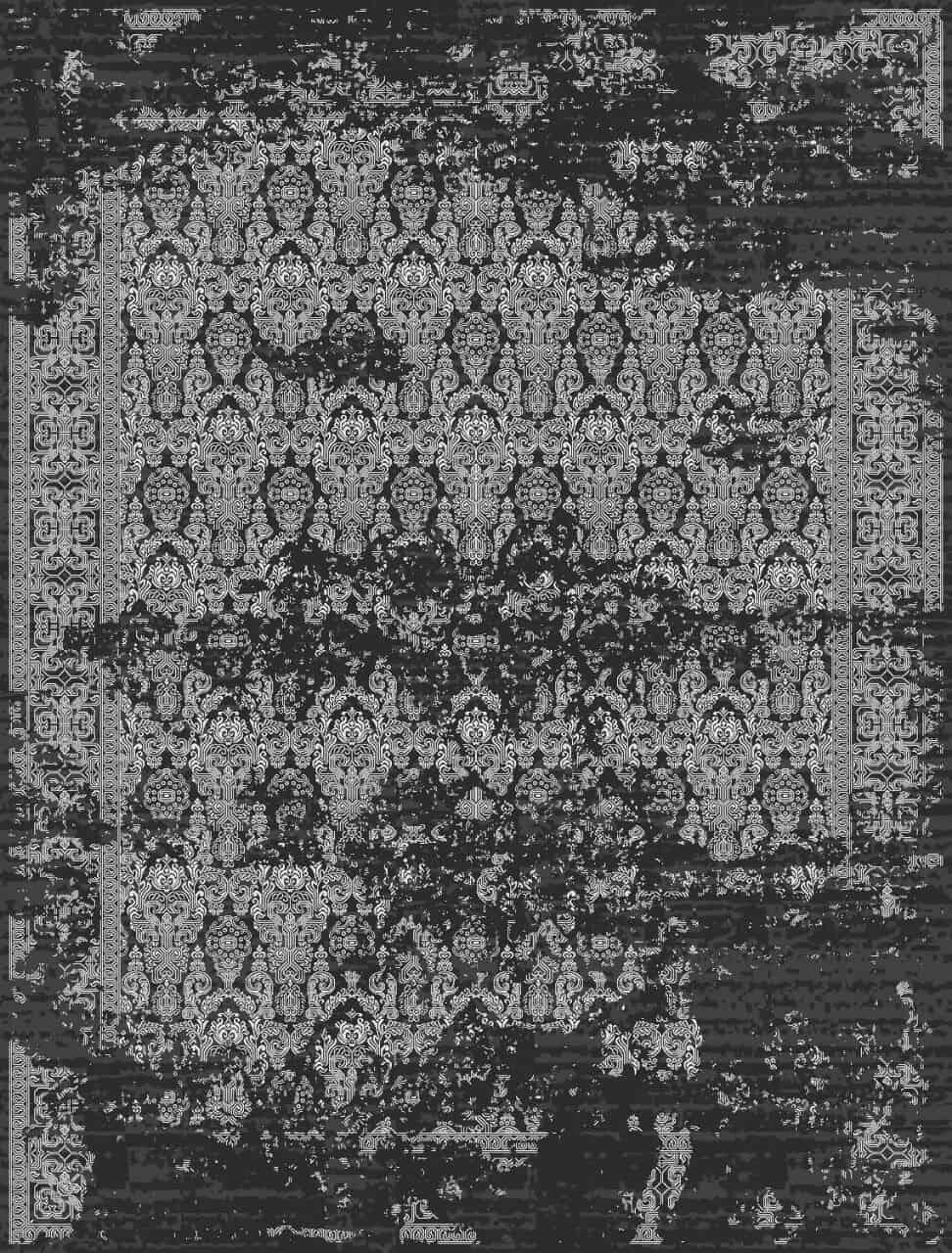 Kingdom - Charcoal/Silver rugs