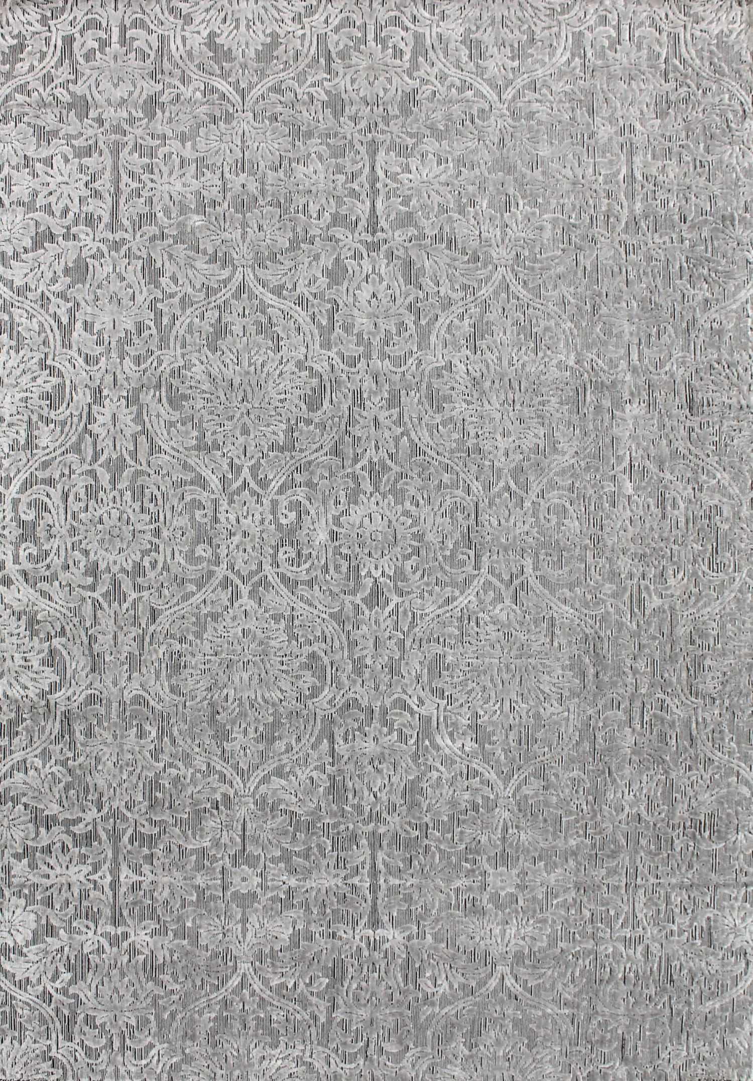 metz-silver-art-silk-raised-traditional-rugs-Stans-Perth-Silver