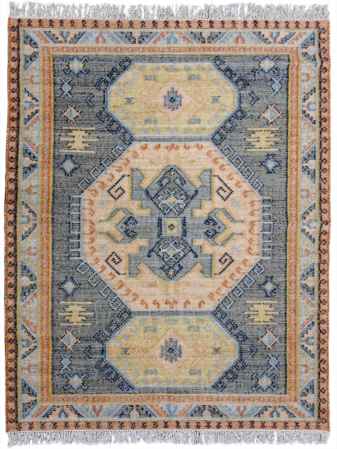 boho-ballina-detail-floor-rugs-perth-kilim-colourful-Stans-wool-jute