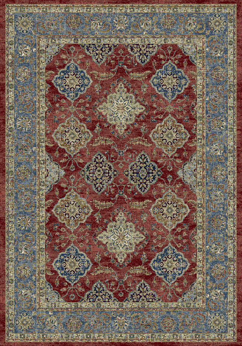 traditional-rugs-da-vinci-red-large-floor-rugs