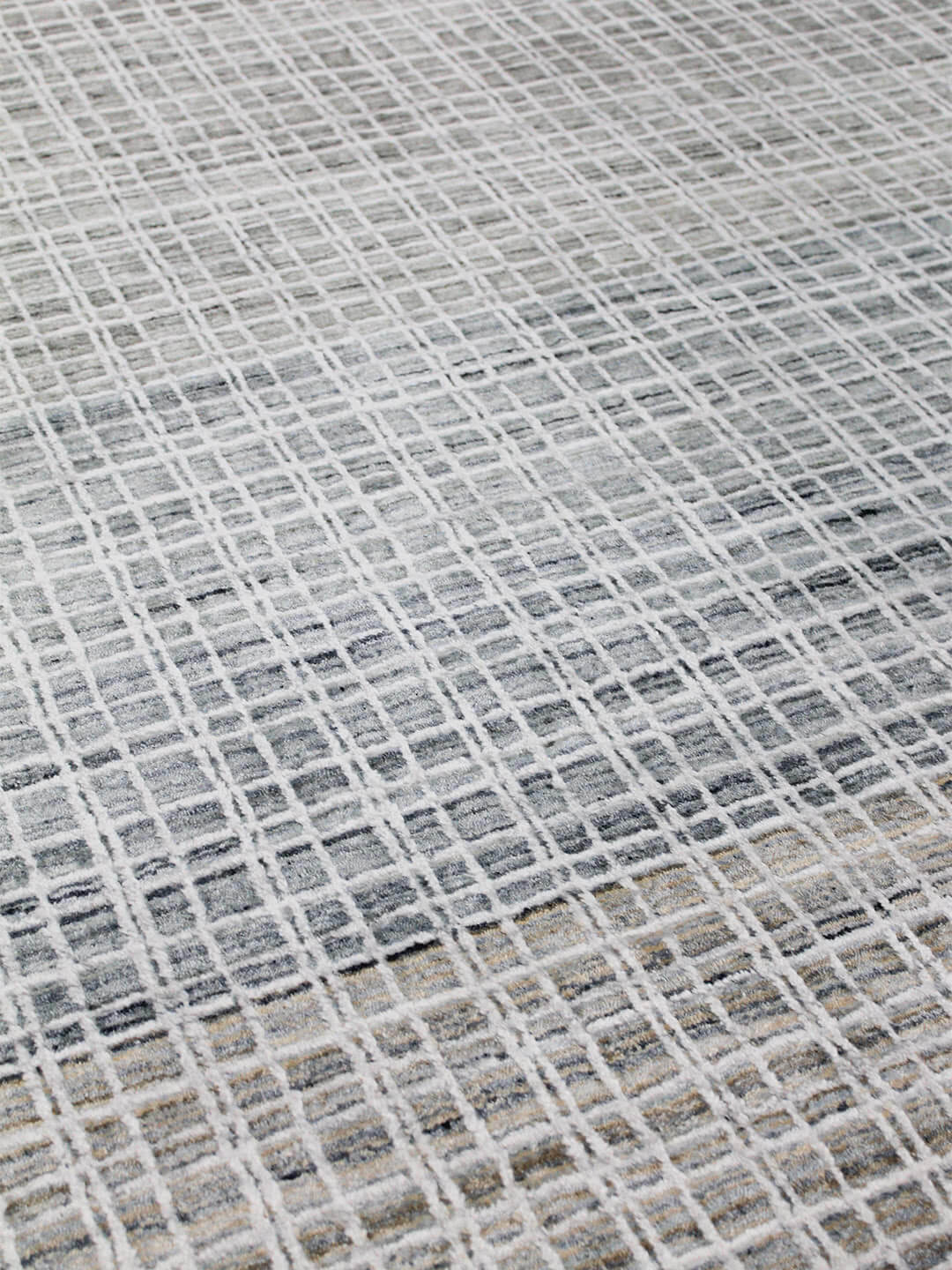 mirage-blue-hand woven-wool-art-silk-rugs-stans-perth