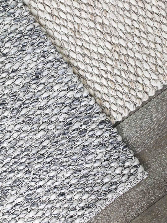 Kobe-beige-cream-grey-smoke-flatweave texture rug-stans rug centre